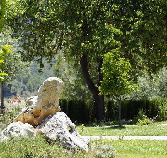 jardín najarjo